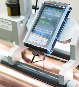 Process control - Quotation marks on the right - Graphische Technik und Handel Heimann GmbH, Pferdekamp 9, D-59075 Hamm